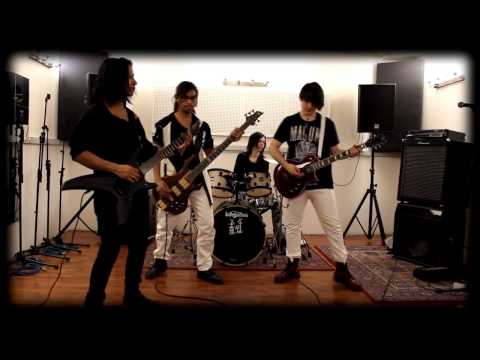 The Gazette Ugly Instrumental Band Cover - Harumu Studio