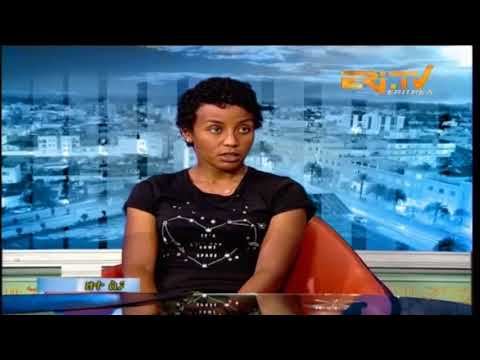 ERi-TV Sports: Guests - African Cycling Championship Winner Mosana Debesay and Coach Samson Solomon