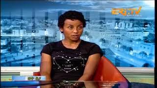 ERi-TV Sports: Guests - African Cycling Championship Winner Mosana Debesay and Coach Samson Solomon