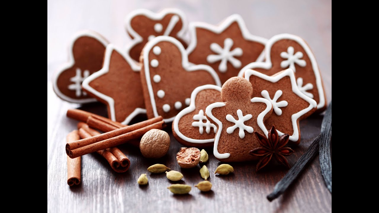 рецепт легкого рождественского печенья