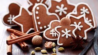 Рецепт рассыпчатых, ароматных, рождественских печений.