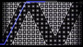 Geometry Dash: Bass Kick by Megaman9 (me) and Coreybirdo