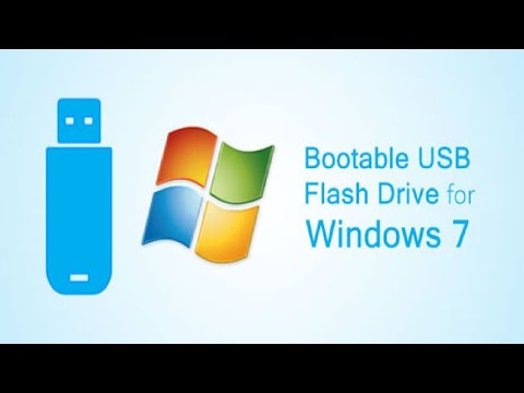 How To Make A Bootable Windows 7 USB [2020]