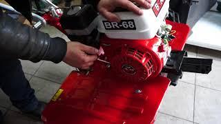 обзор мотоблока BRAIT BR-68