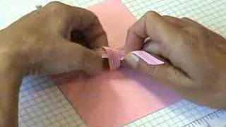 How to Tie a Ribbon