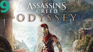Assassin's Creed Odyssey — Lecimy z Fabułą - Na żywo