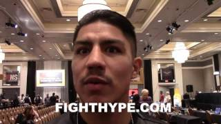 JESSIE VARGAS REVEALS WHAT PACQUIAO SURPRISED HIM WITH; INSISTS THAT PACQUIAO WAS CAUTIOUS