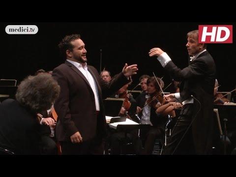 """Giuseppe Verdi - Rigoletto, """"La donna è mobile"""" - René Barbera"""