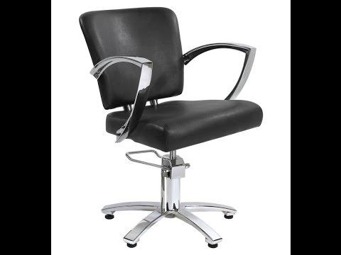 Кресло для салона красоты  с электроподъемником