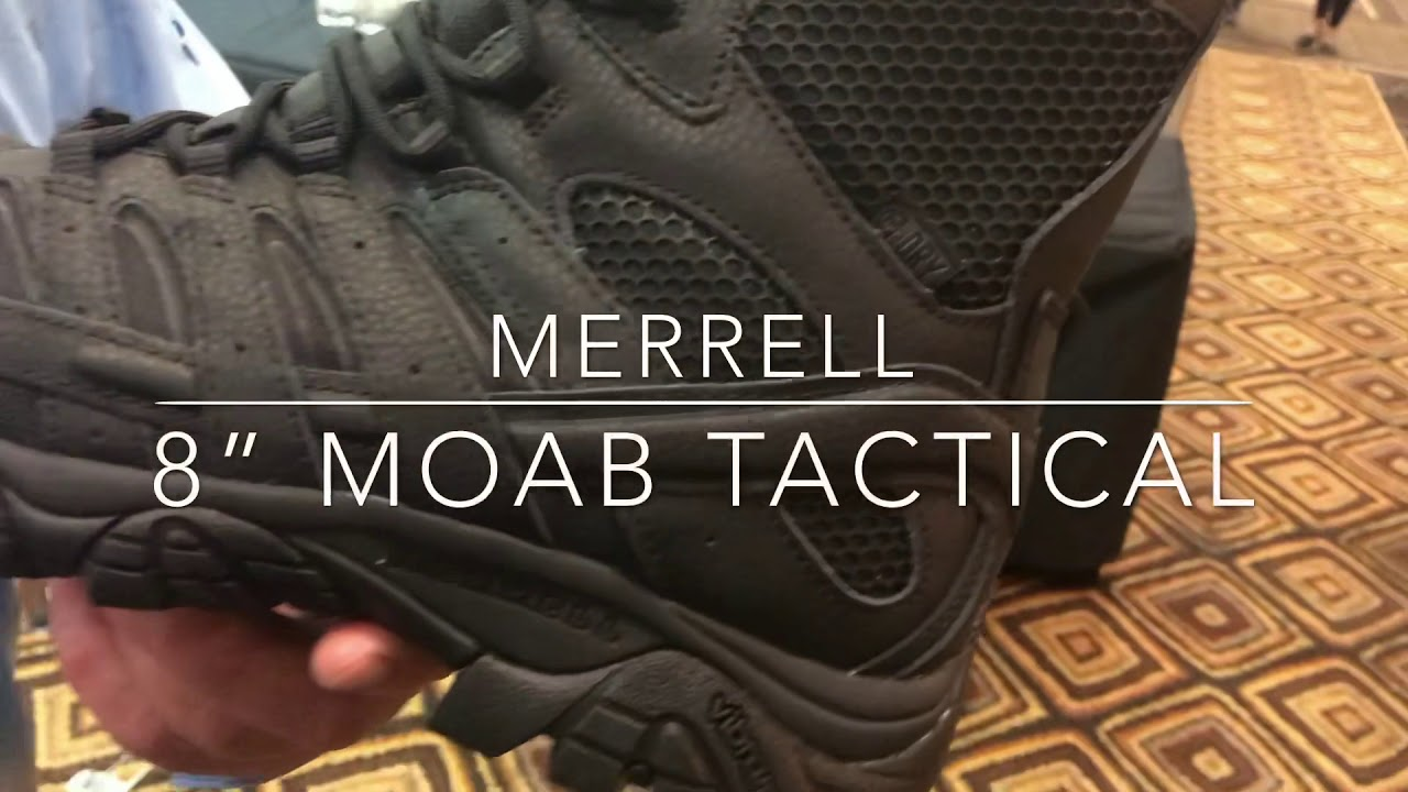 "ae8873d836 Merrell 8"" Moab Tactical Boot — available at: Galls"