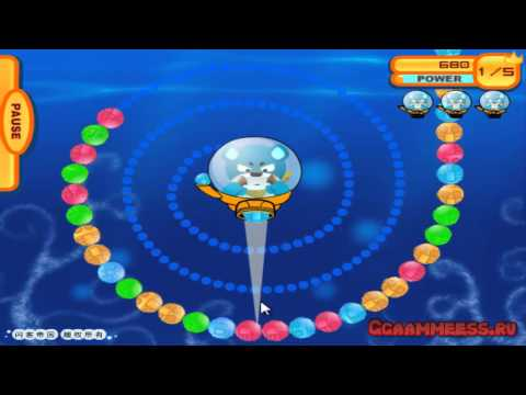 Играть в игры ЗУМА онлайн бесплатно и без регистрации