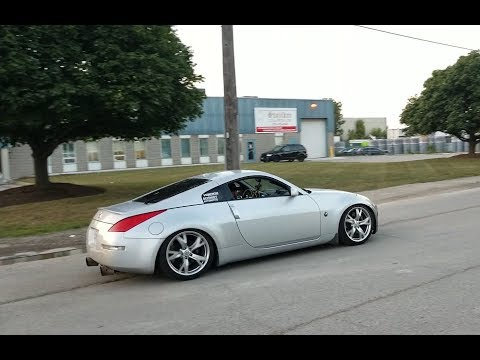 LS Swap 350z - Sliding and Ripping