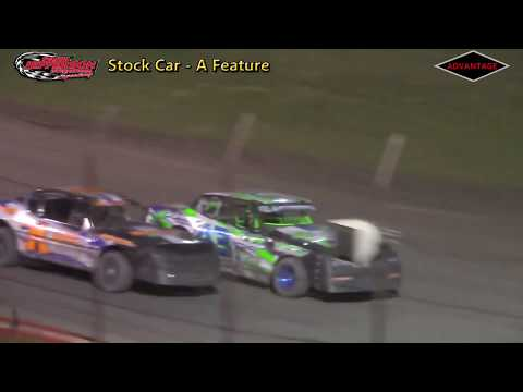 305 Sprint/Stock Car Features - Park Jefferson Speedway - 6/2/18