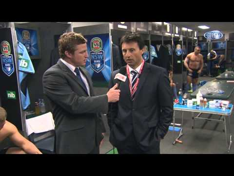 State Of Origin 2014, Laurie Daley
