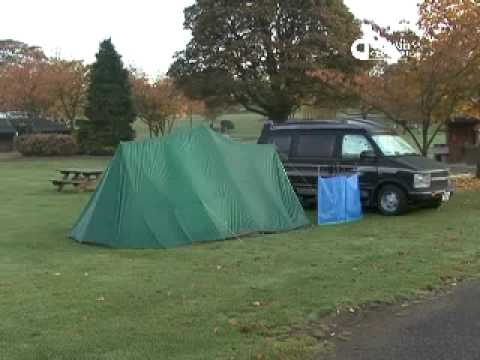 Mortonhall Campsite, Edinburgh
