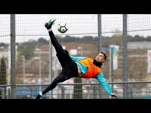 The BEST Goals Ever Scored In TRAINING!