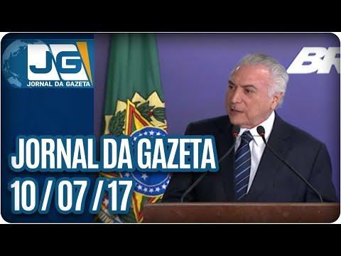 Jornal da Gazeta - 10/07/2017