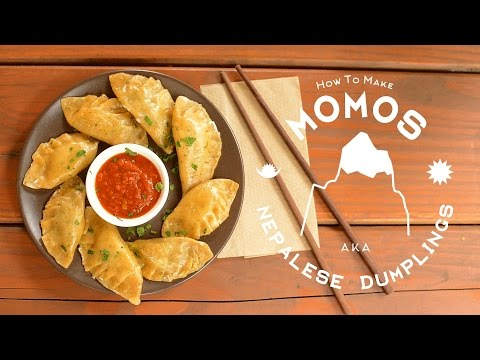How to Make Vegan Momos Nepalese Dumplings by Momos Berlin