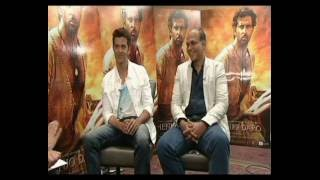 Hrithik Roshan interview Mohenjo Daro with Ashutosh Gowariker London