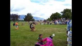 Salish Dancers/Native Heart Singers