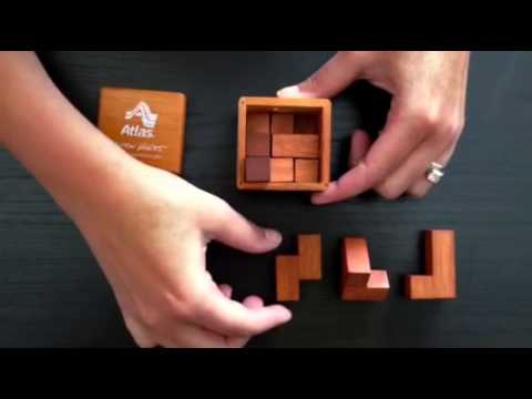 Wooden Puzzle Box Solution