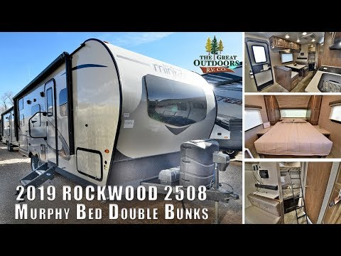 2019-forest-river-rockwood-2508-murphy-bed-double-bunk-beds-colorado-dealer