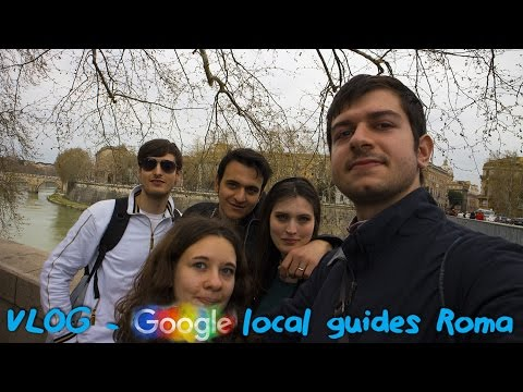 [VLOG] Google Local Guides Roma - 18/03/17 - [Canon EOS M10]