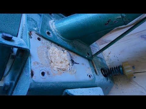 Шлифовка деревянного пола.Аренда шлифовальной машины.Ремонт CO-206