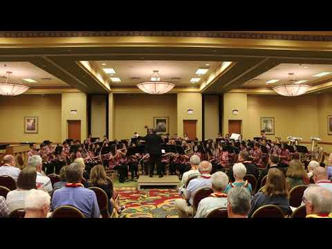 Niu Valley Middle School Band: West Highlands Sojourn by Robert Sheldon