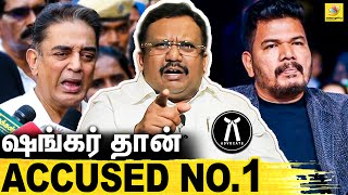 Advocate Rajasekhar Interview On Indian 2 Incident