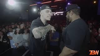 SHOTTY HORROH VS CHARLIE CLIPS   Don't Flop Rap Battle