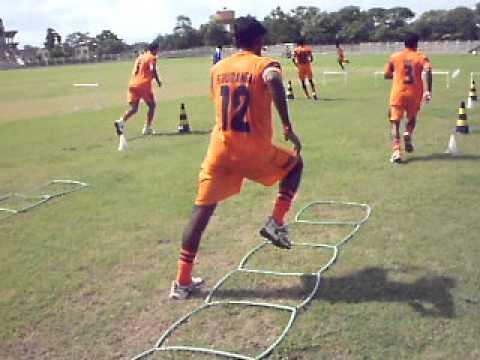 Soccer / Football Training with Coach Garcia