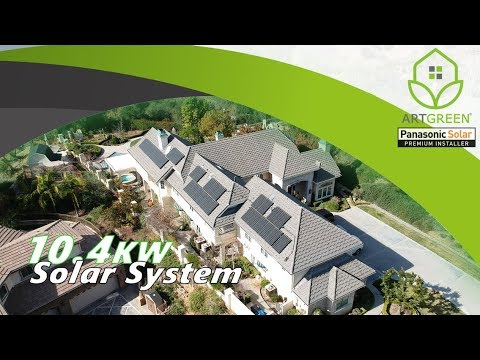 Solar Panel System Installation in Monrovia *Save Money...