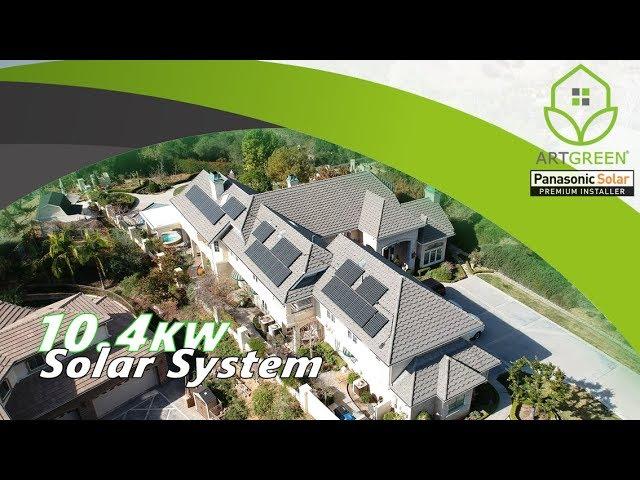 Solar Panel System Installation in Monrovia *Save Money...