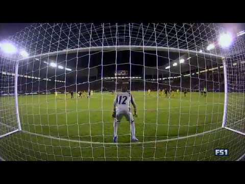 WNT vs. Romania: Morgan Brian Goal - Nov. 13, 2016
