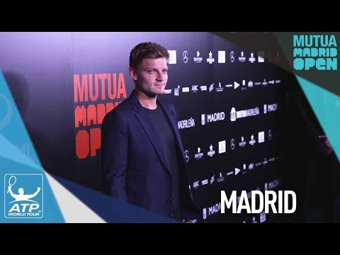 Inside The 2018 Madrid Player Party