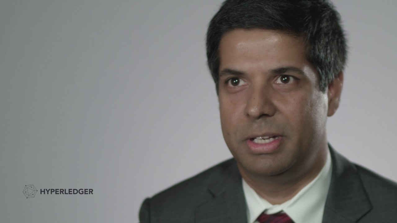 Ram Komarraju of CLS Bank International on Hyperledger