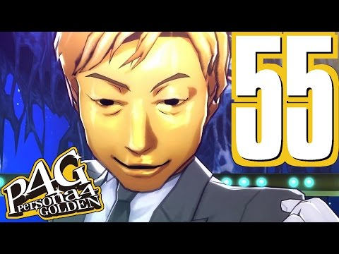 ★☂Persona 4 Golden☂★ - VERY HARD - Blind Playthrough Part 55 ★Amazing Commodities!★