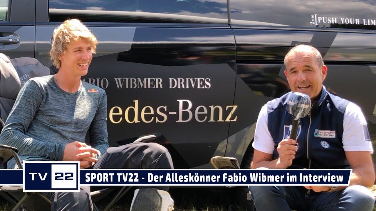 SPORT TV22: Fabio Wibmer - der Trial Biker und Alleskönner