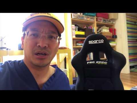 Lotus Evora Racing Seat Install