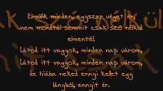 Dj Páz feat Christine Elmúlik Minden - dalszöveg by:neetylove