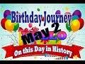 Birthday Journey May 2 New