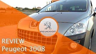 Παρουσίαση Review Peugeot 3008 2011 - BuyCar.com.cy