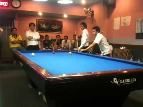 Chung ket carom 3 bang club pro phan 1