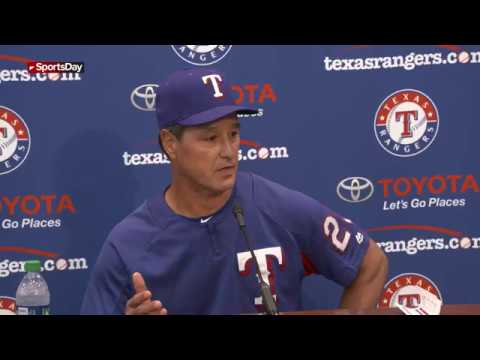 Jeff Banister fired as Texas Rangers manager; Don Wakamatsu named as interim manager