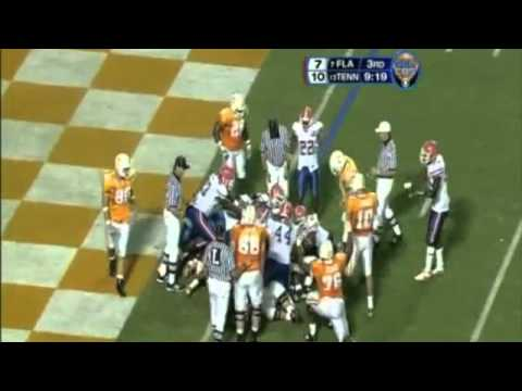 2006 #7 Florida Gators vs. #13 Tennessee Volunteers