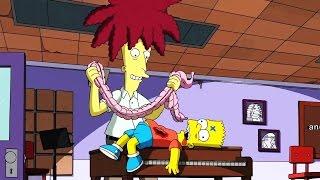 """Los Simpson - La Casita Del Horror 26/ Se Busca Muerto y Luego Vivo """"Parte 1"""