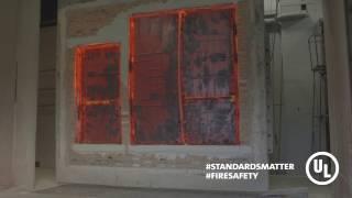 UL Fire Door Testing | Standards Matter