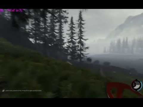 M6500 THE FOREST Gameplay