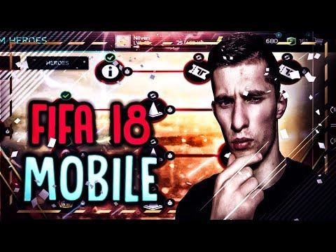 TEAM HEROES! ! FIFA 18 MOBILE #7